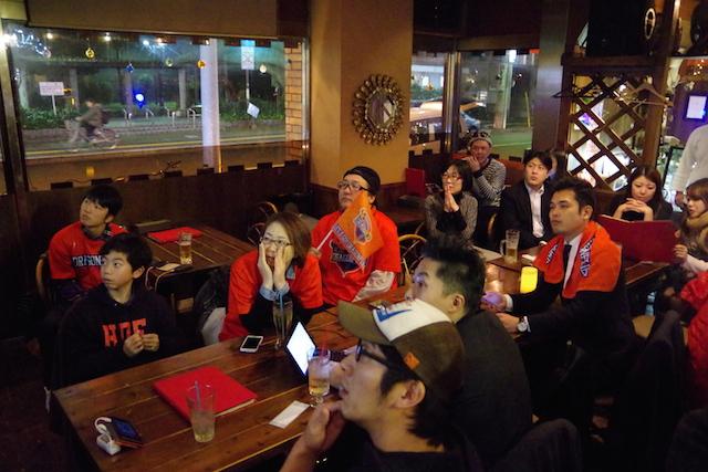 広島ドラゴンフライズ試合風景2