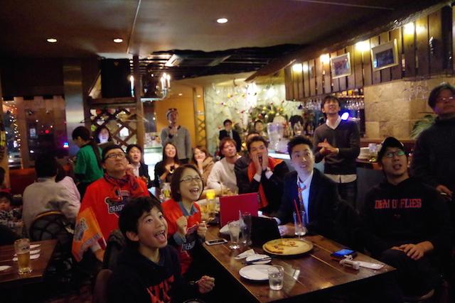 広島ドラゴンフライズ試合風景17