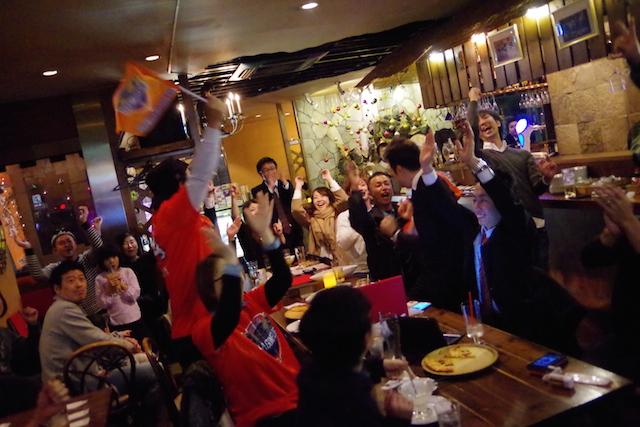 広島ドラゴンフライズ試合風景20