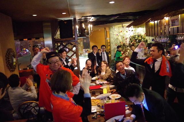 広島ドラゴンフライズ試合風景28