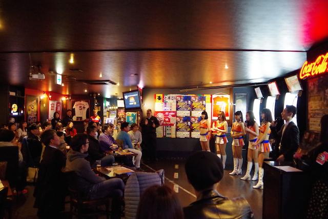 広島ドラゴンフライズ試合風景7