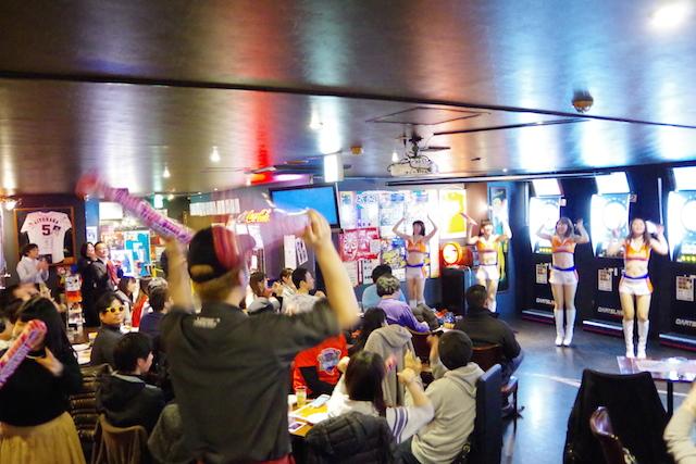 広島ドラゴンフライズ試合風景16