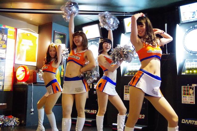 広島ドラゴンフライズ試合風景23
