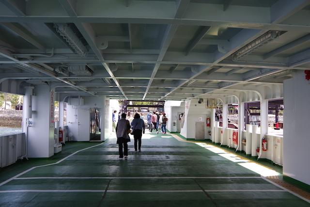 春の宮島世界遺産厳島神社・宮島水族館(みやじマリン)9