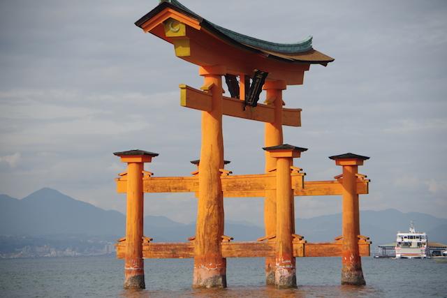 春の宮島世界遺産厳島神社・宮島水族館(みやじマリン)20